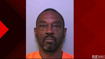 Deputies arrest man accused of shoving elderly woman, putting knife near her face