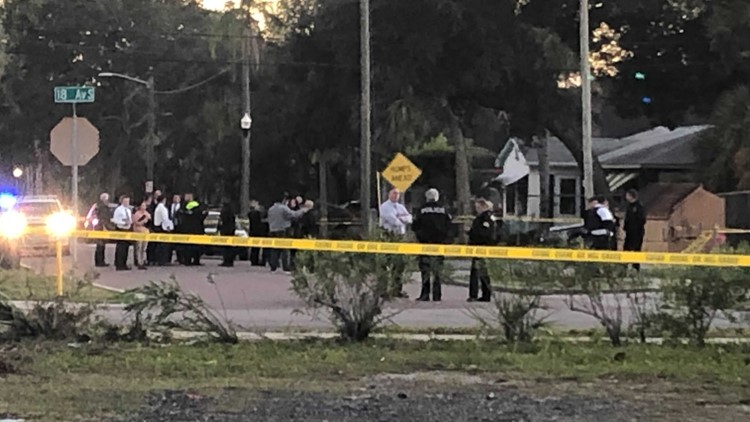 St Pete Police Shootout What We Know About The Deadly Shooting Wtsp Com