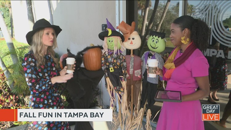 Filling fall calendars with Tampa Bay Parenting Magazine