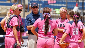 USF's Ken Eriksen named head coach of USA Softball for Tokyo Olympics