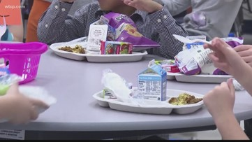 Students to grade new school meals