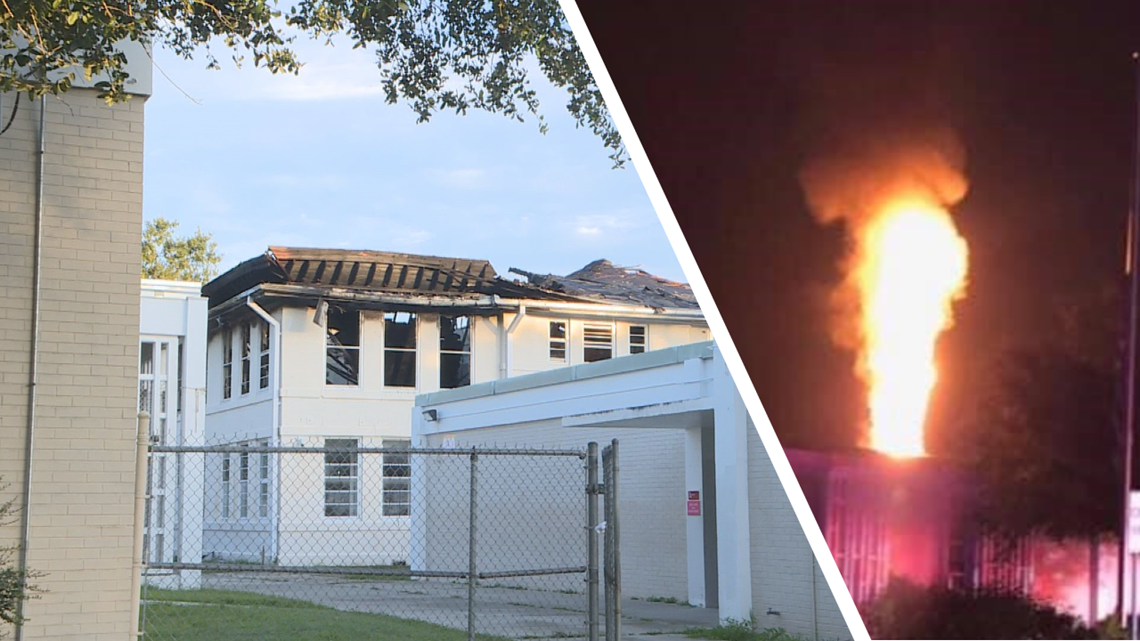 Mclane Middle School Fire Under Control After 30 Minutes