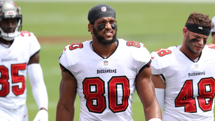 This is a big year for O.J. Howard and the Buccaneers. Here's why