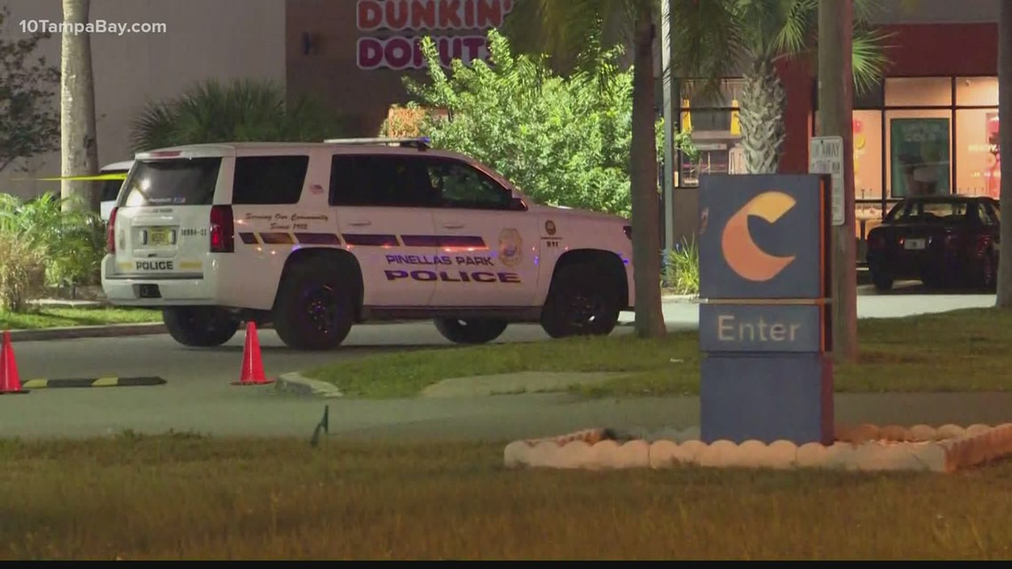 SWAT standoff at Pinellas Park Comfort Inn