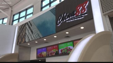 Roaches found in mall food court restaurant