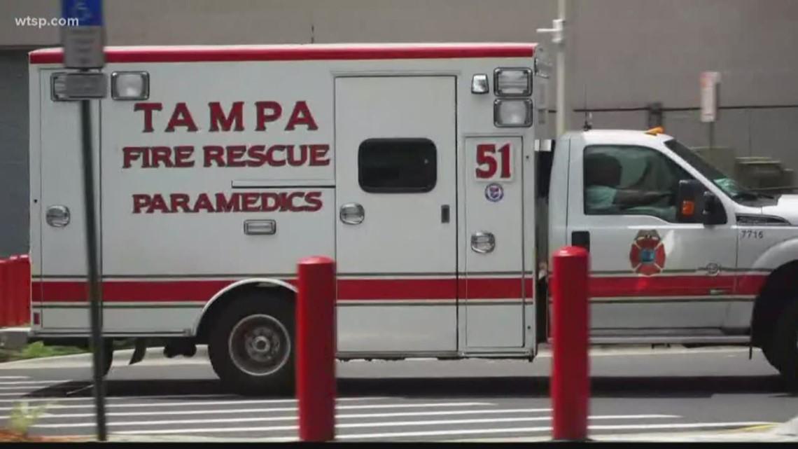 2 workers hurt in gas blast at Raymond James Stadium