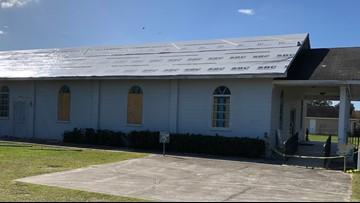 New roof marks firmer foundation for Kathleen church