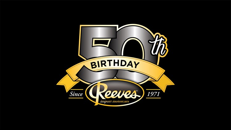 Win a $2,500 Gift Card From Reeves Import Motorcars!