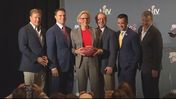 Super Bowl LV officially headed to Tampa
