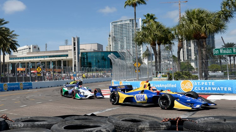 Your guide for the rescheduled 2020 Firestone Grand Prix of St. Petersburg