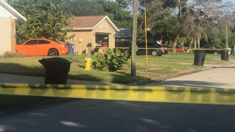 Pregnant woman shot and killed in St. Pete, baby in critical condition, husband arrested