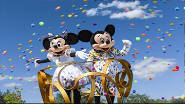 Win a Family Four Pack to Disney