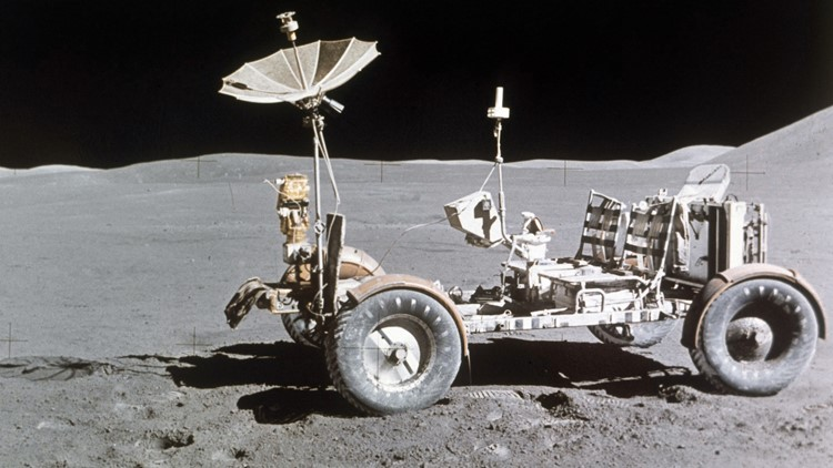 Special delivery: A half-century ago, the lunar rover arrived at the Moon