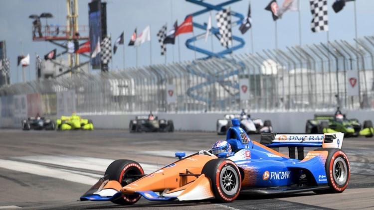 Firestone Grand Prix of St. Petersburg extended through 2024