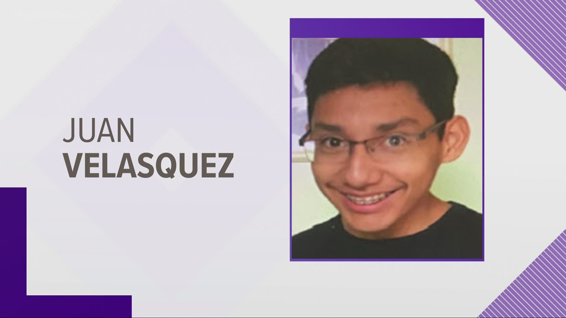Have you seen Juan? Missing child alert issued for Florida 14-year-old