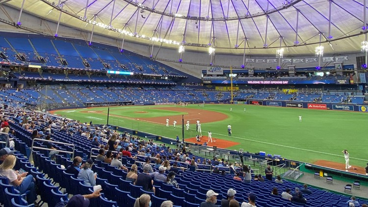 Tampa Bay Rays game will feature MLB's first all-female broadcast crew