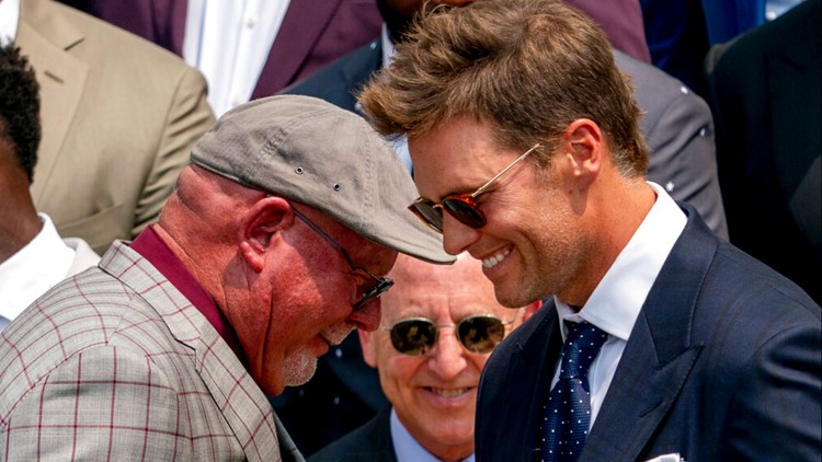 Coach Arians gifts Tom Brady 'a day off' for his birthday