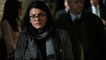 "Florida city commissioner says Rep. Rashida Tlaib might 'blow up"" the Capitol"