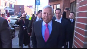 In the Know: Robert Kraft massage parlor video barred from trial