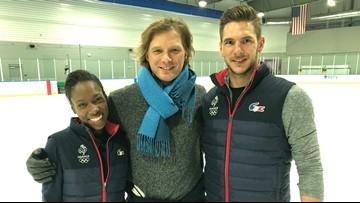 World-class figure skaters chose Florida for training