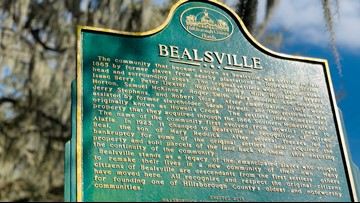 Bealsville: How a Florida community founded by slaves still thrives today