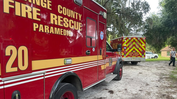 Dog saves Florida homeowner's life after alerting him about house fire