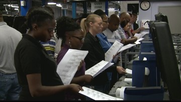 Early voting in Tampa mayoral election begins   10News WTSP