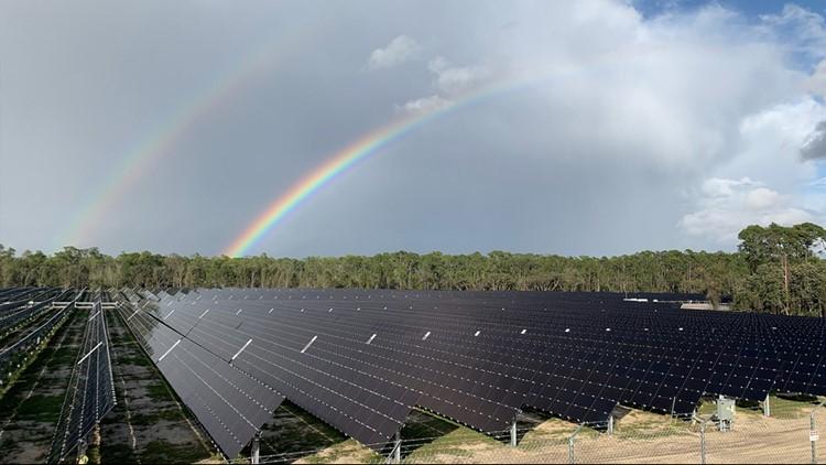 Disney World second solar power park 040919