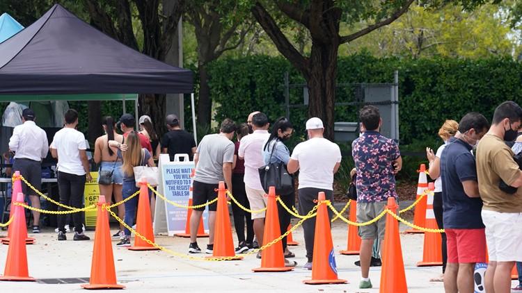 Coronavirus in Florida: State reports 1,874 new coronavirus cases, 81 new deaths