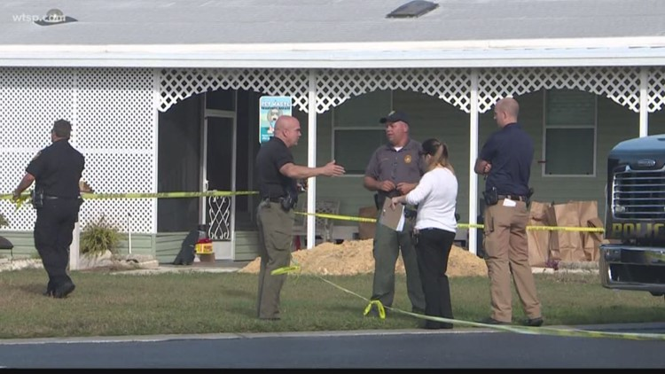3 people, 3 dogs found dead inside Tarpon Springs home