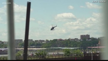 In the Know: Helicopter crashes into the Hudson River