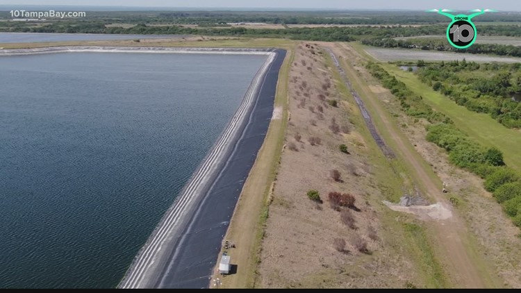 DEP reports first signs of trouble related to Piney Point wastewater discharge