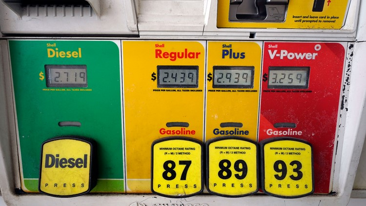 Tampa-area gas prices climb to highest level since summer 2019