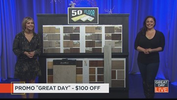 Give yourself the gift of flooring