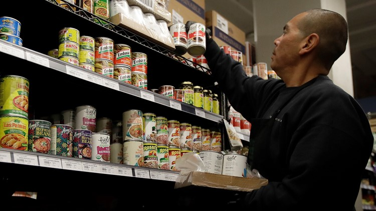 Florida families on food stamps will temporarily receive more money