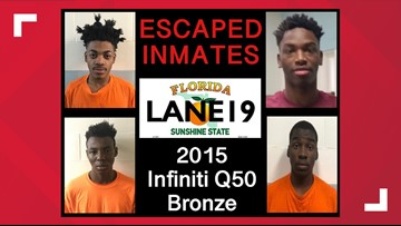 4 teens escape from Florida juvenile facility, 2 caught