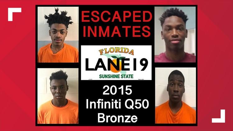 escaped inmates 7 21 19