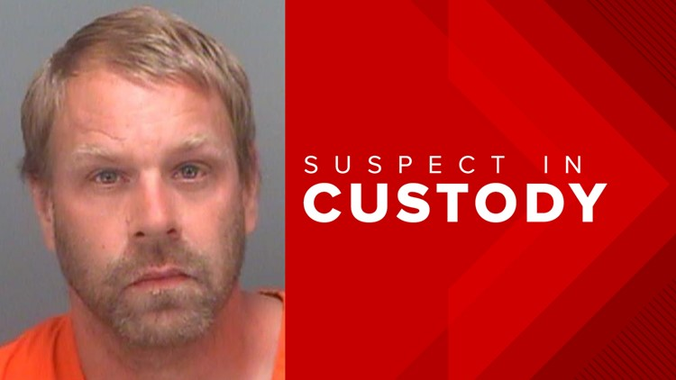 Florida man 'Jason Bourne' arrested in Pinellas Park library
