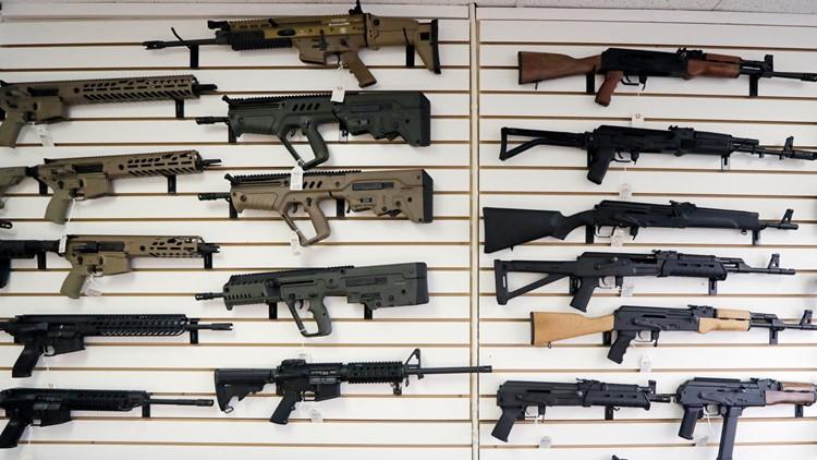 Ferguson Mass Shootings