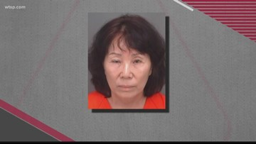 Woman caught urinating into ice cream bucket, spitting into ice cream at shop, police say