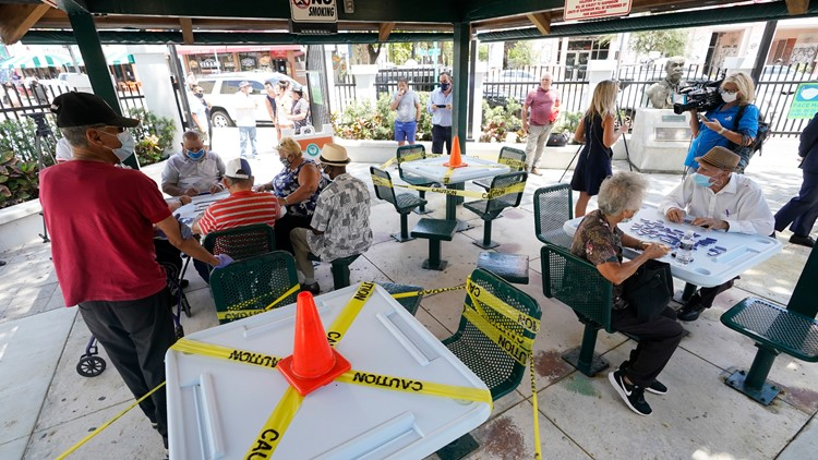 Florida reports 2,371 new COVID-19 cases, 96 new deaths