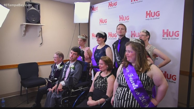 Tampa Bay area nonprofit works to connect people with disabilities to new activities, social groups