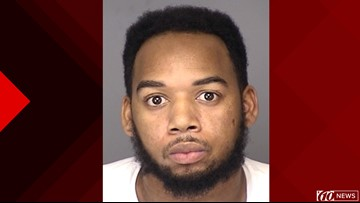 Sheriff's office employee accused of biting, strangling the mother of his child