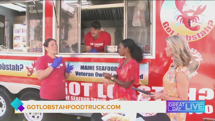Need a lobster fix? Follow this truck!
