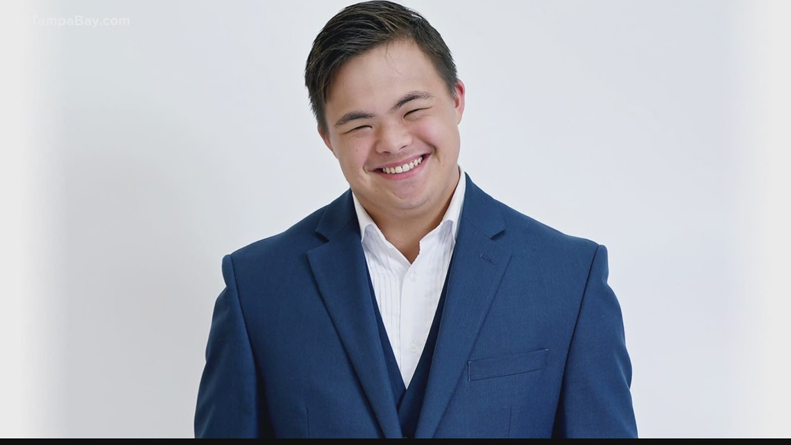 Local model with Down Syndrome featured in spring commercial for Walmart