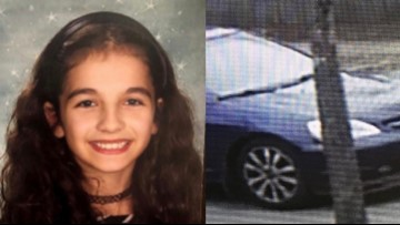 11-year-old girl rescued after being kidnapped on her way home from school