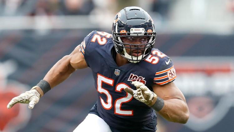 Chicago Bears' Khalil Mack pays off more than 300 Florida Walmart layaway accounts