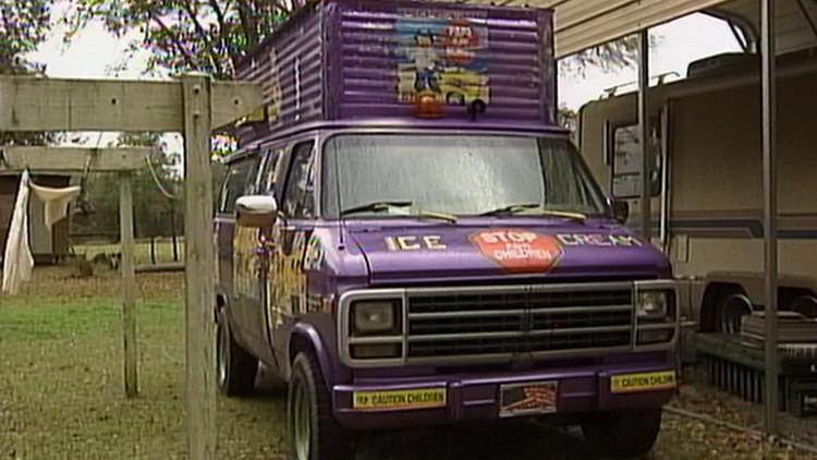 Michael Keetley's Ice Cream Truck