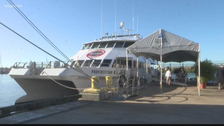 Cross Bay Ferry won't run for Gasparilla