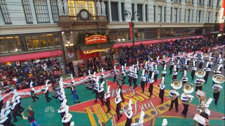 Tarpon Springs High School set to perform in Macy's 2022 Thanksgiving Day Parade